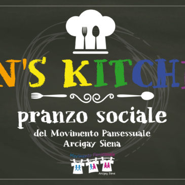 PAN'S Kitchen – Pranzo sociale