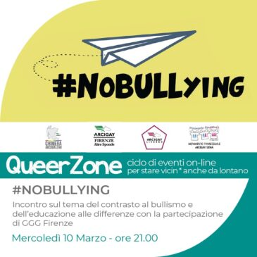 QueerZone – #NoBullying